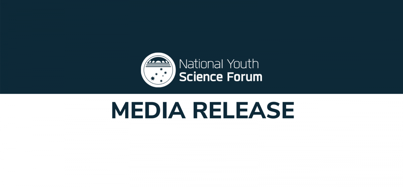 Media release: Australia's flagship STEM Youth experience reinvented for 2021 - feature image, used as a supportive image and isn't important to understand article