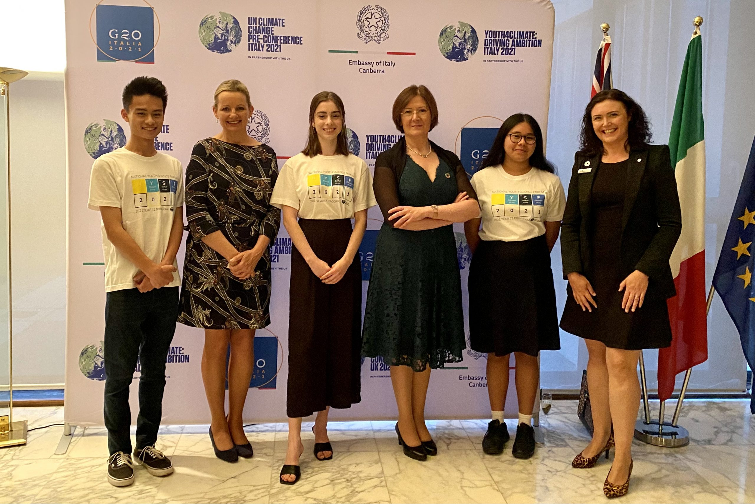 NYSF Alumni on the International Stage - content image