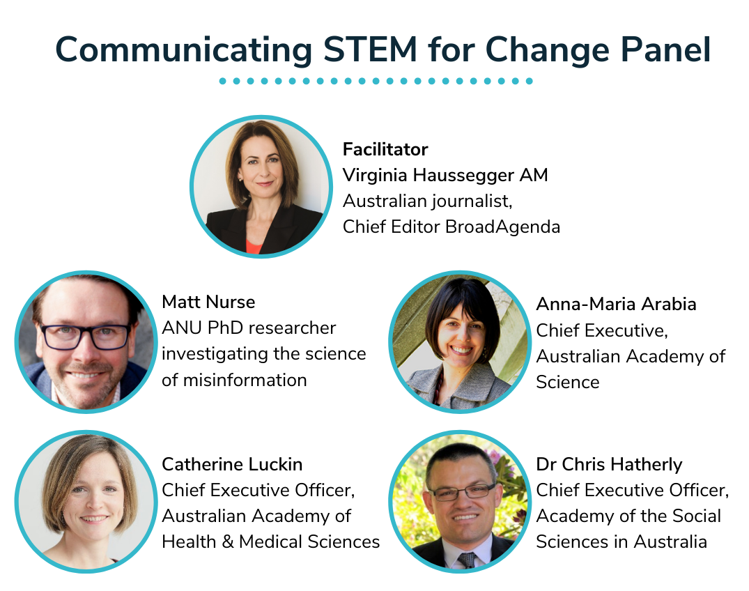 Learning the art of STEM Communication - content image