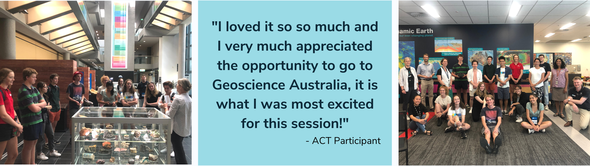Three days of STEM in the ACT - content image